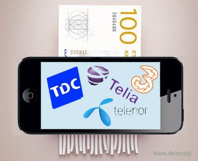 Spareguide: Betaler du også for meget for at snakke i mobil?