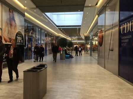 Et kig på nogle af butikkerne i Copenhagen Designer Outlet CDO